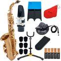 Thomann TAS-350 Alto Sax Set