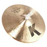 "Zildjian 13"" K-Custom Dark Hi-Hat"