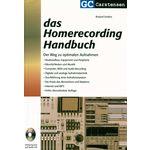 GC Carstensen Verlag Das Homerecording Handbuch
