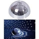 Eurolite Half Mirror Ball 40cm B-Stock