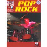 Hal Leonard Drum Play-Along Pop Rock