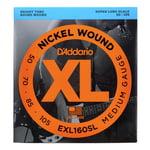 Daddario EXL160SL