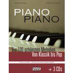 Hage Musikverlag Piano Piano Vol.1 Interm.+CD