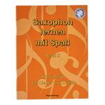Horst Rapp Verlag Saxophon Lernen mit Spaß 2