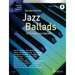Schott Jazz Ballads for Piano