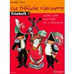 Schott Mauz Fröhliche Triobuch 1