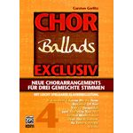 Alfred Music Publishing Chor Exclusiv Ballads