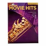 Music Sales Movie Hits Saxophone Eb