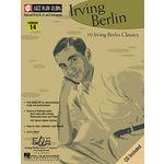Hal Leonard Jazz Play-Along Irving Berlin
