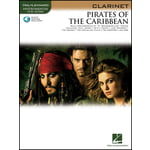 Hal Leonard Pirates Of The Caribbean Clar