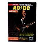 Music Sales Learn to Play AC/DC Vol.3 DVD