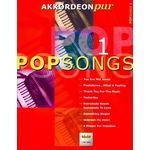 Holzschuh Verlag Popsongs 1 Accordion
