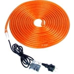 Eurolite Rubberlight 9m Orange