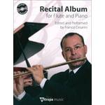 Mitropa Music Recital Album Flute