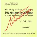 Weidler Violin String G 631940