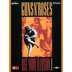 Cherry Lane Music Company Guns N'Roses Use Your 1