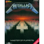 Cherry Lane Music Company Metallica Master Of Puppets