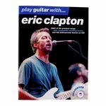 Wise Publications Play Guitar With Eric Clapton
