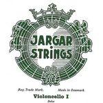 Jargar Classic Cello Strings 4/4 med.