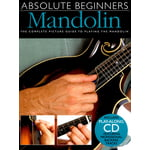 Amsco Publications Absolute Beginners Mandolin