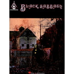 Music Sales Black Sabbath s/t
