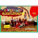Kunterbunt Verlag Kunterbunter Blockflötenspaß