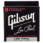 Gibson LPS Strings