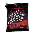 GHS S325 Phosphor Bronze Light