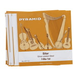 Pyramid Sitar-Strings 677/7