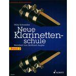 Schott Neue Klarinettenschule Bd.2