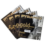 Pyramid Gold Violin String s1/16