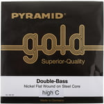 Pyramid Gold Double Bass C String