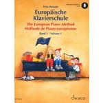 Schott Europäische Klavierschule 1