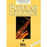 Edition Dux Popular Collection 5 A-Sax+P