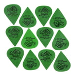 Dunlop Plectrums Tortex Sharp 0,88 12