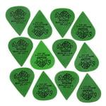 Dunlop Plectrums Tortex Sharp 0,88 12