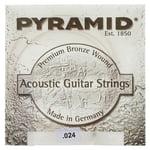 Pyramid 024 Single String