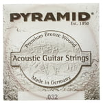 Pyramid 032 Single String