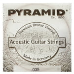 Pyramid 035 Single String