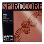 Thomastik Spirocore Solo Double Bass 4/4