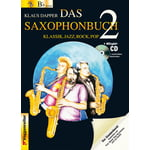 Voggenreiter Das Saxophonbuch Vol.2 T-Sax