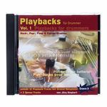 Tunesday Records Playbacks für Drummer Vol. 1