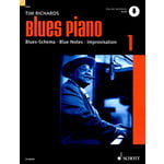 Schott T.Richards Blues Piano 1