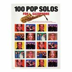Wise Publications 100 Pop Solos for Saxophone