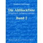 Johannes Bornmann Die Altblockflöte 2