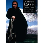 Music Sales Johnny Cash Memorial Songbook