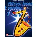 De Haske Hören Lesen Schule 1 Tenor Sax