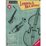 Hal Leonard Jazz Play-Along Lennon Cartney