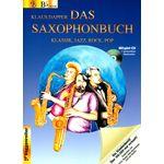 Voggenreiter Das Saxophonbuch Vol.1 T-Sax