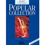 Edition Dux Popular Collection 8 Trumpet+P